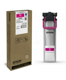 Картридж Epson T9453  XL WORKFORCE PRO WF-C5290DW/5790DWF (MAGENTA) C13T945340
