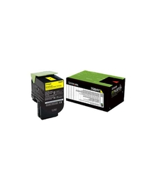 Картридж 70C8HYE 708HY для Lexmark  Corporate Cartridge для CS310/410/510/517 yellow ресурс